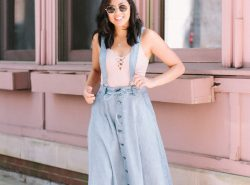 How To Style Overalls For The Summer