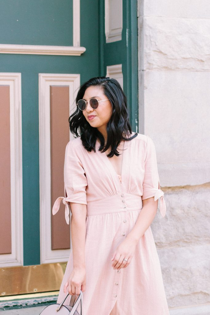 Is Pink Blush The New Neutral?