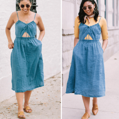 3 Easy Tips to Transition Summer Dresses Into Fall
