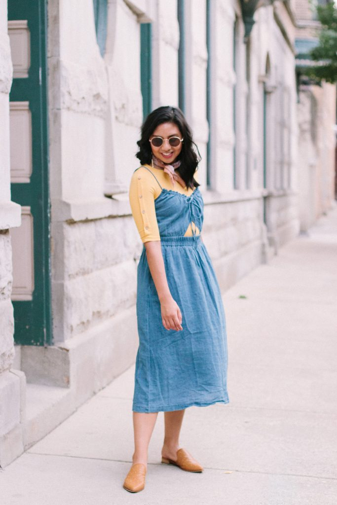 3 Easy Tips to Transition Summer Dresses to Fall.
