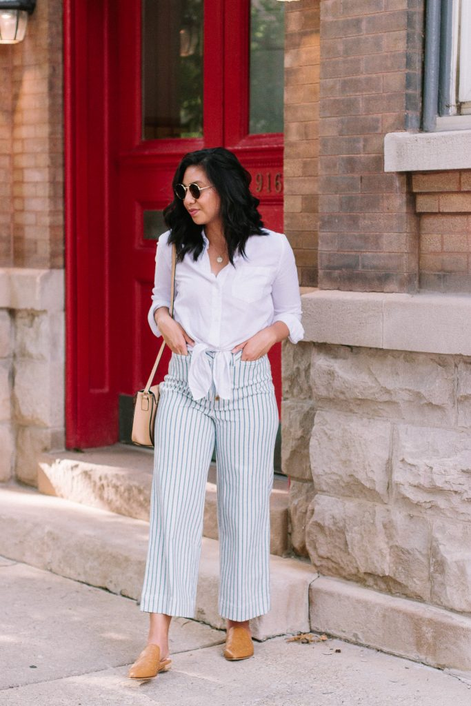 My Favorite Fall Transitional Outfit So Far