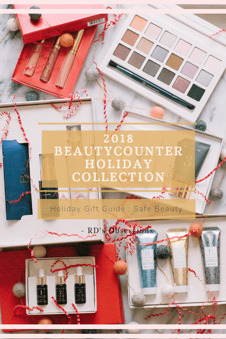 2018 Beautycounter Holiday Collection: Holiday Gift Guide for Safe Beauty