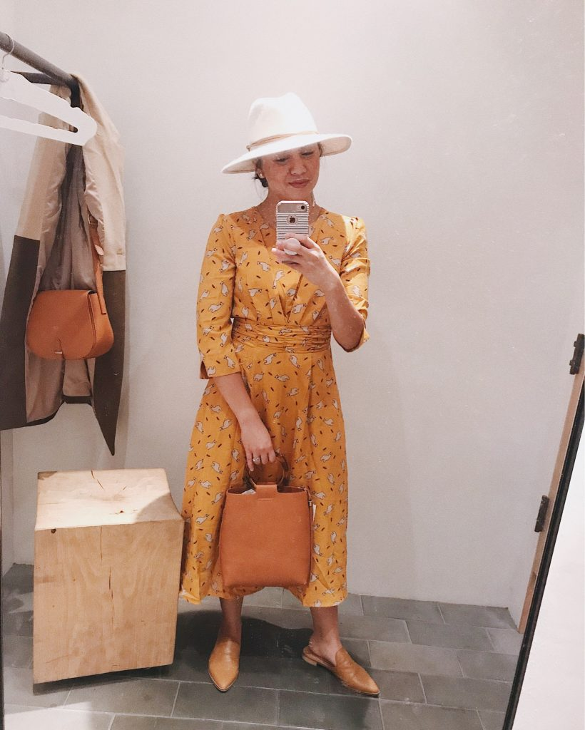 Real Weekend Outfits - What to Wear on the Weekend - Anthropologie Llama Dress