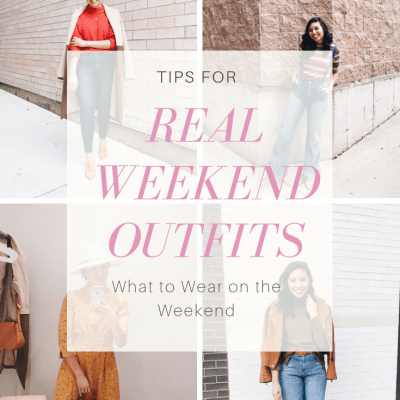 Real Weekend Outfits – What I Wear