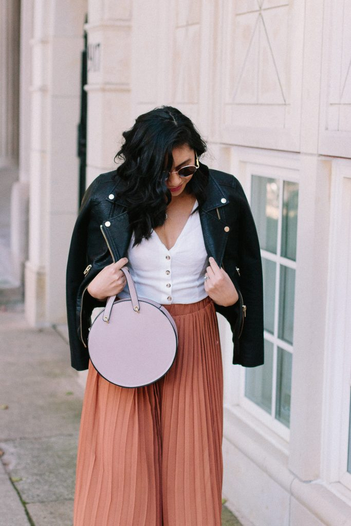 My Love For Pleated Wide-Leg Pants.