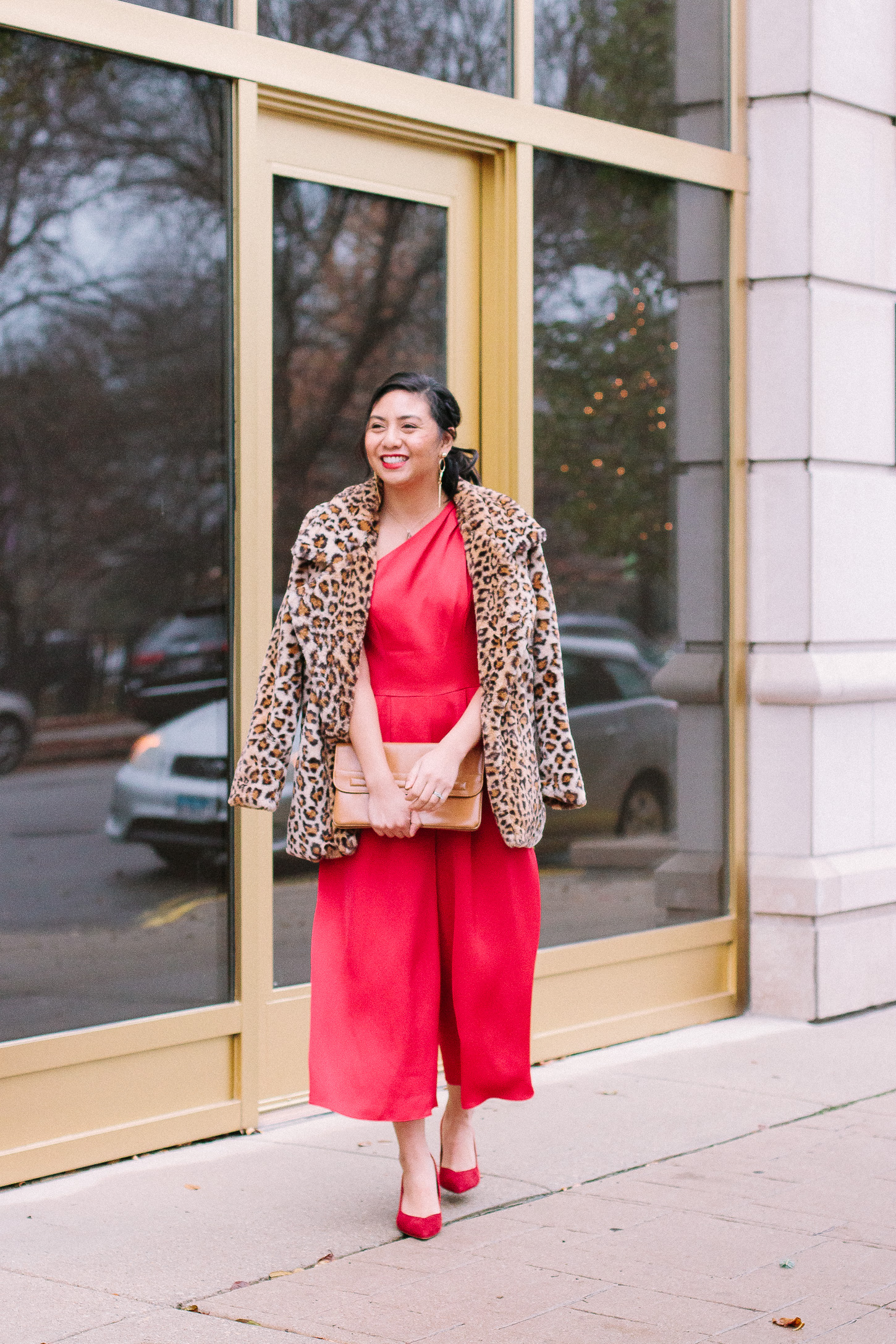 b6e54bc6899e The Best Red Jumpsuit For The Holidays - RD s Obsessions