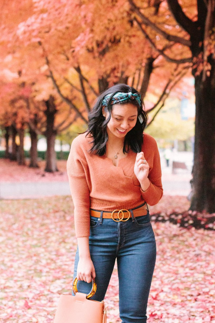 Four Casual Thanksgiving Outfit Ideas