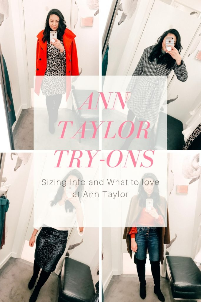 Ann Taylor Try-Ons