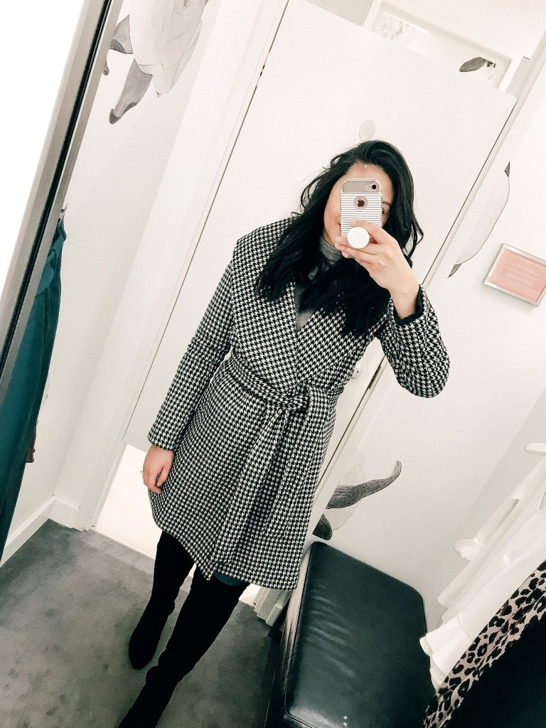 Ann Taylor Try On