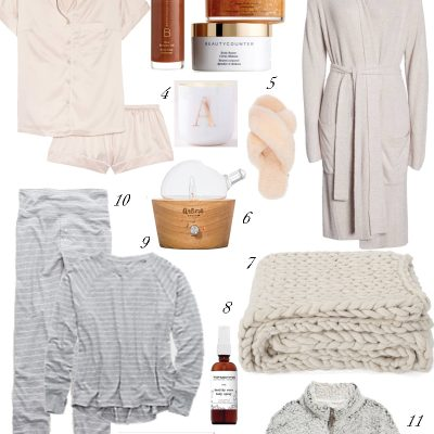 Holiday Gift Guide For The Homebody & Nordstrom Giveaway