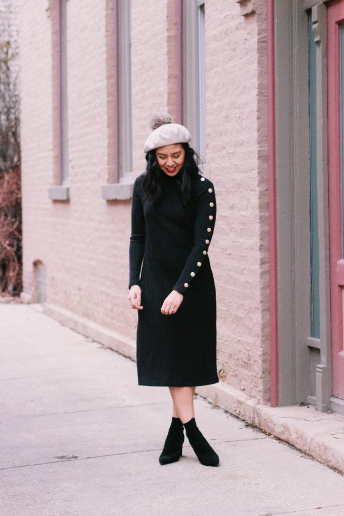 The Multipurpose Sweater Maxi Dress
