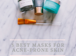 3 Best Masks For Acne-Prone Skin - Safe and Toxic Free Skincare.