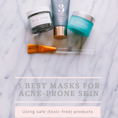 3 Best Masks For Acne-Prone Skin