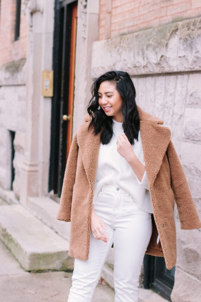 12 Chic Affordable Teddy Coats