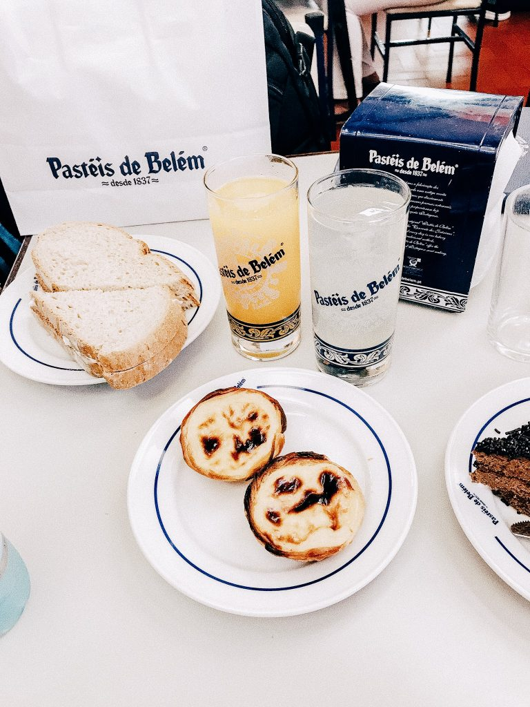 Travel Guide to Lisbon - Pasteis de Belem
