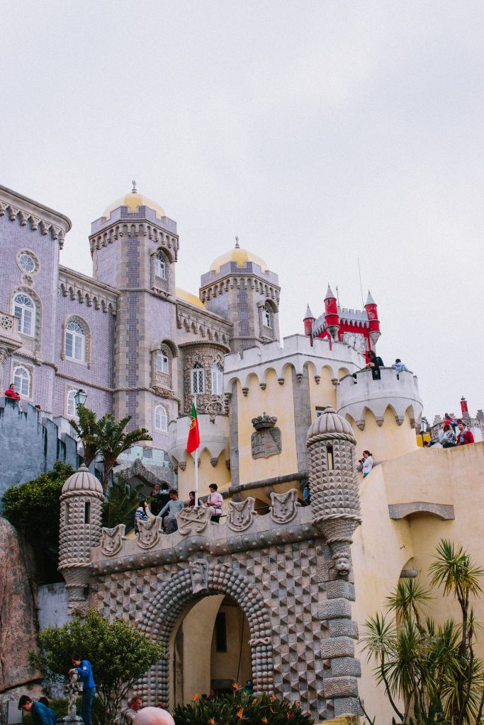 Travel Guide to Sintra, Portugal. DayTrip from Lisbon.