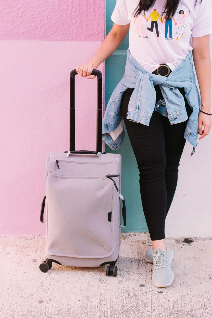 Tiko Carry-On Review. The Best and Affordable Carry-On Luggage.