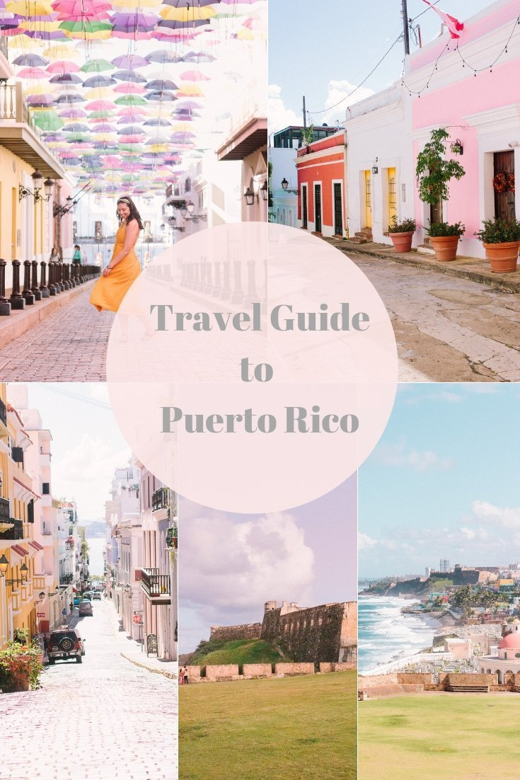 Travel Guide to Puerto Rico