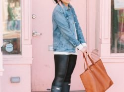 Start Your Spring Wardrobe With Hunter Rain Boots