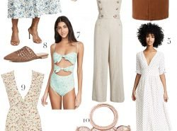 Shopbop Spring Sale - Spring Outfit Ideas