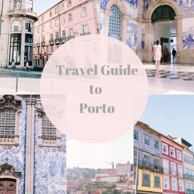 Travel Guide To Porto