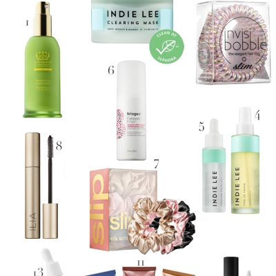Sephora Beauty Insider Spring Bonus Event. Best Clean Beauty Products at Sephora