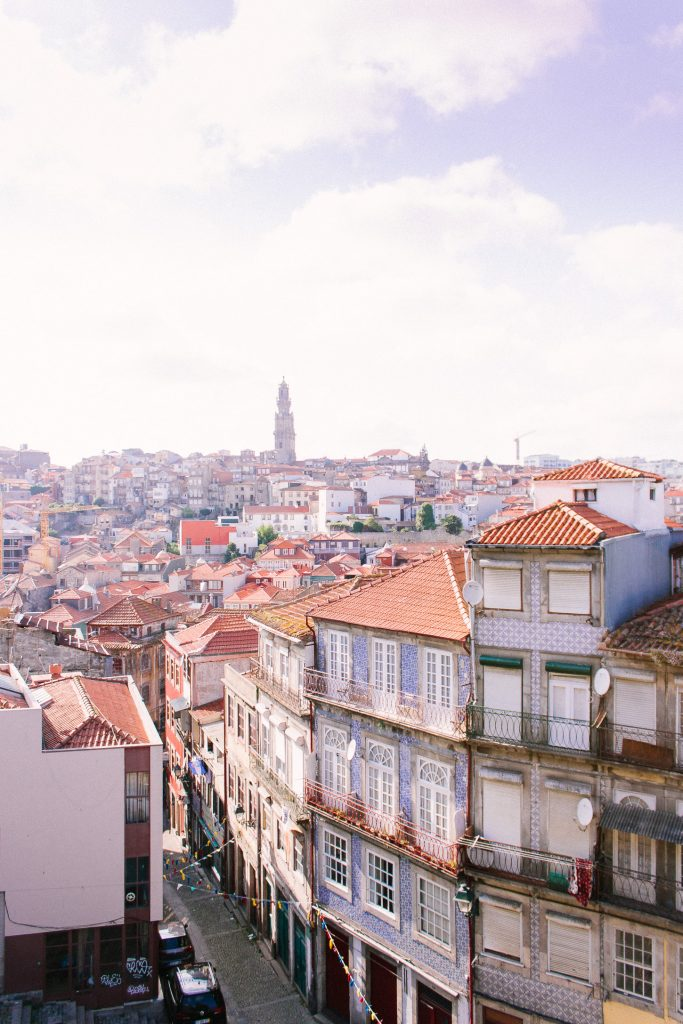 Everything in Porto is walkable.