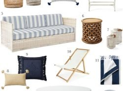 Stylish Outdoor Furniture - Serena & Lily Memorial Day Sale