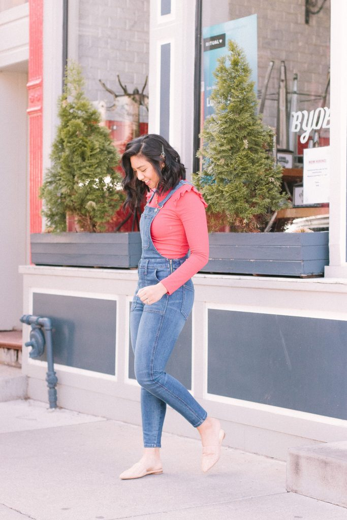 Madewell Overalls featured