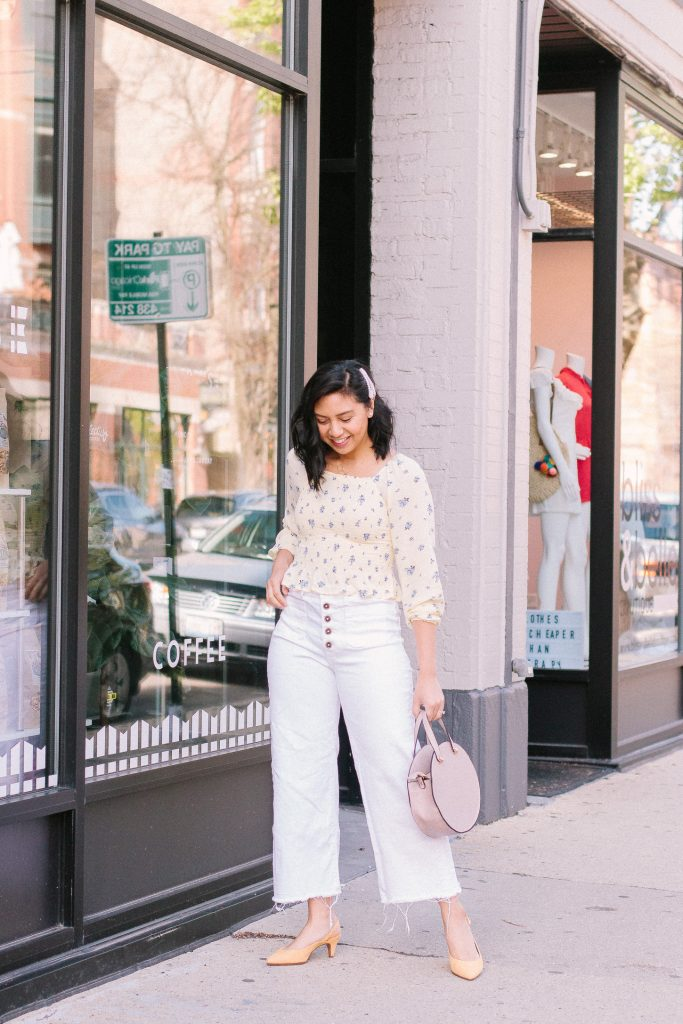 The One Spring Outfit You Will Wear on Repeat