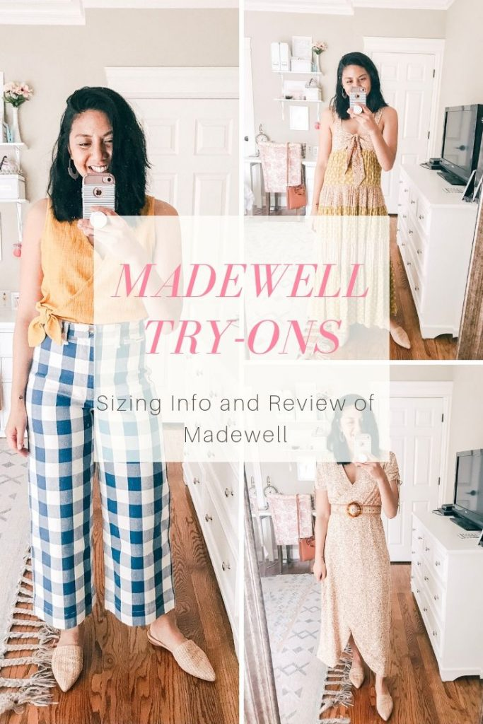 Madewell Summer Collection Review & Try-On