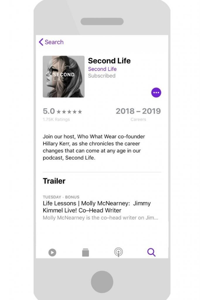 Second Life Podcast. Five Best Podcasts.