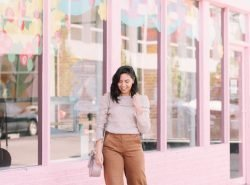 Everlane Wide Leg Crop Pants and Best Podcasts.