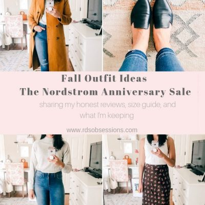 What I Bought – Nordstrom Anniversary Sale Public Access