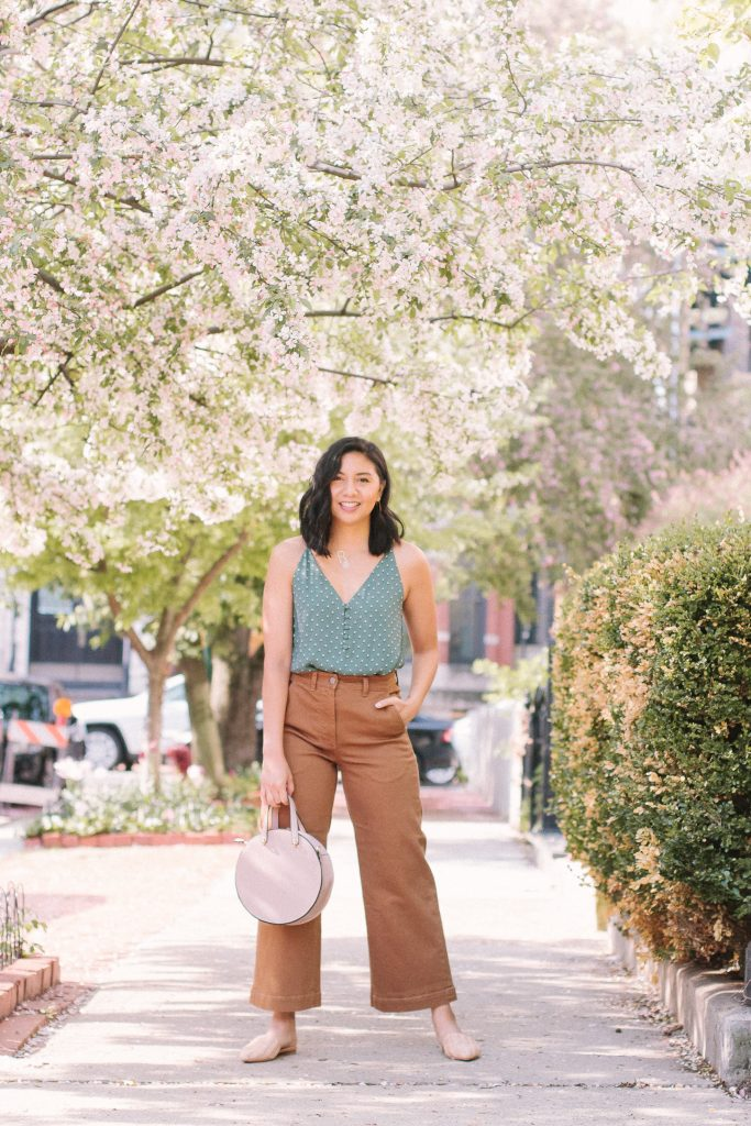Everlane Wide-Leg Pants