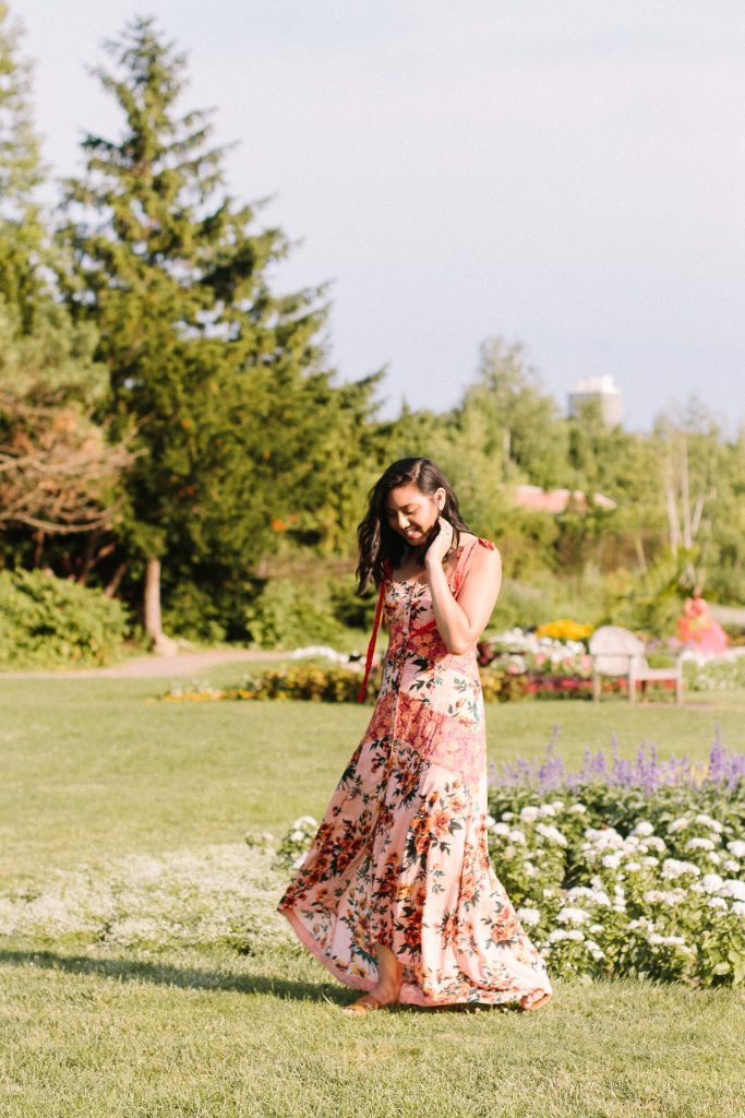Where to buy a floral maxi Dress