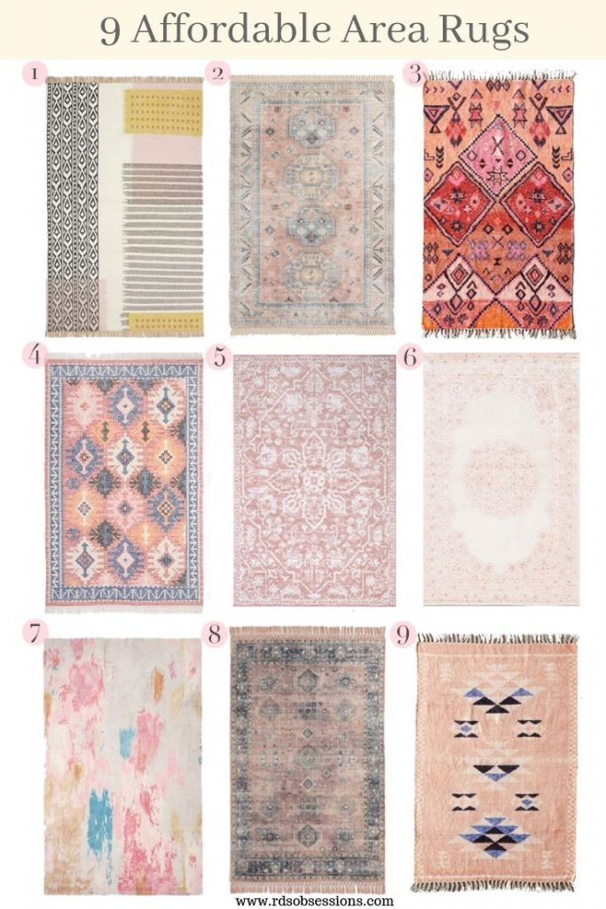 9 Affordable Area Rugs