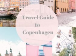 Travel Guide to Copenhagen Denmark