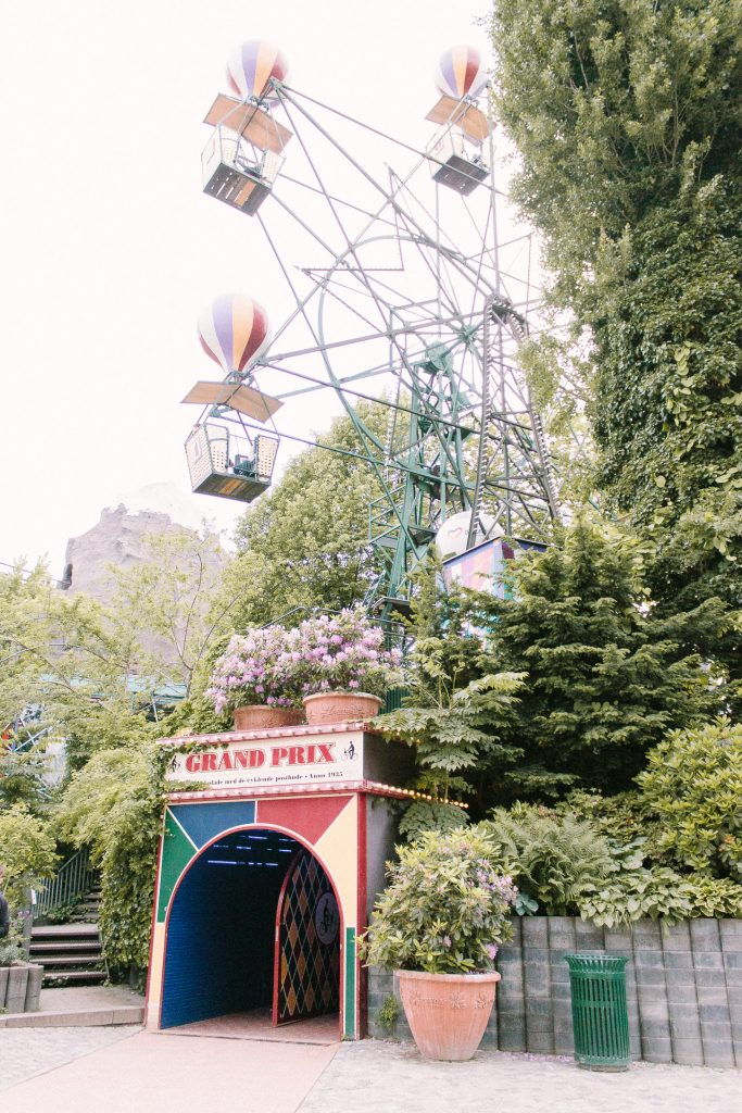 Tivoli Gardens - Travel Guide to Copenhagen