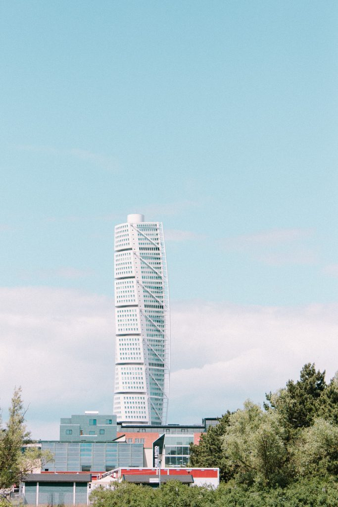 Turning Torso - Tallest Building in Scandinavia