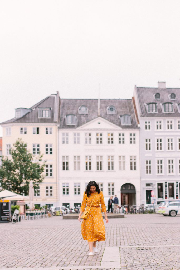 9 Chic Yellow Dresses for Fall