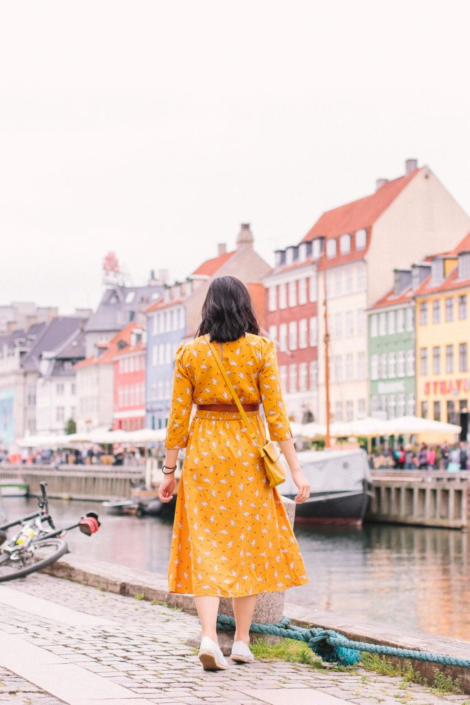 How to Wear Yellow in the Fall