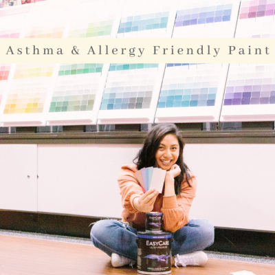 Why EasyCare Paint from True Value is Asthma & Allergy Friendly