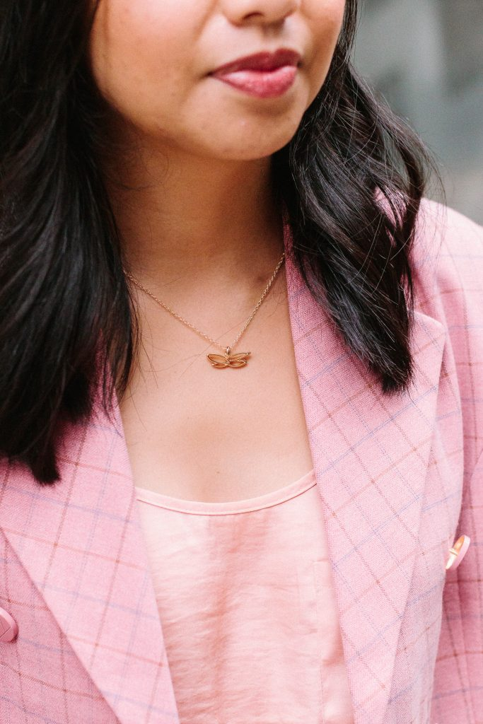 Revive Jewelry's Butterfly Necklace