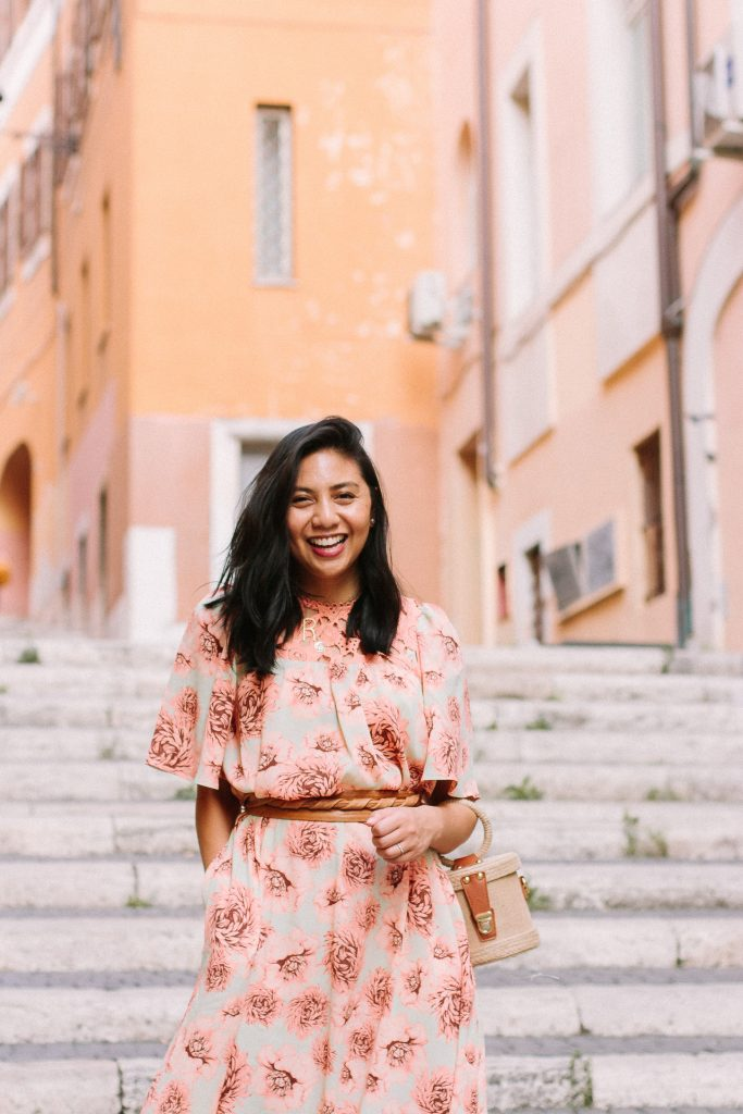 Rome Italy outfit ideas