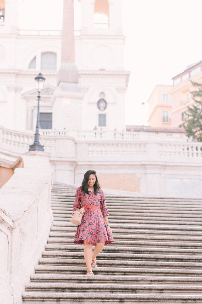 What to wear in Rome in October