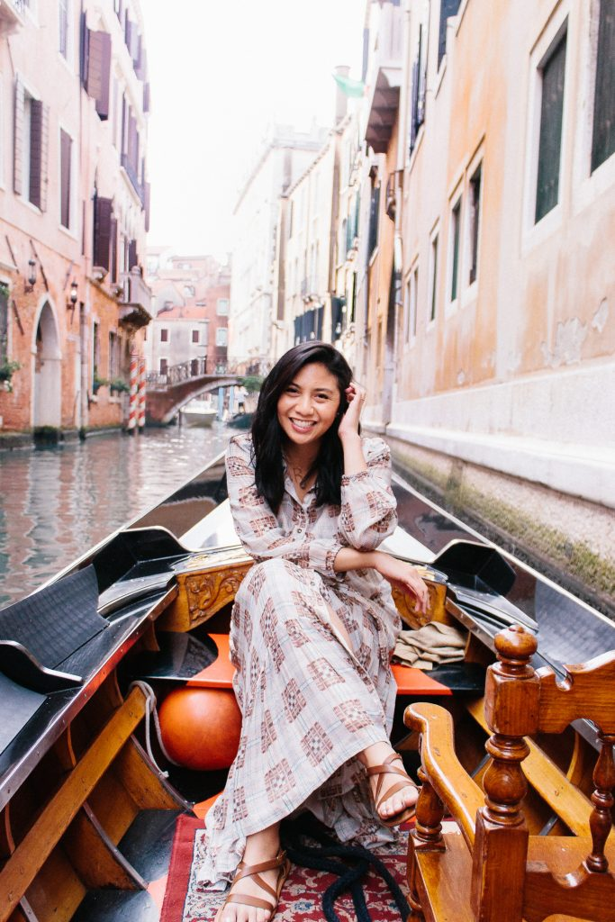 What to Wear in Venice in October