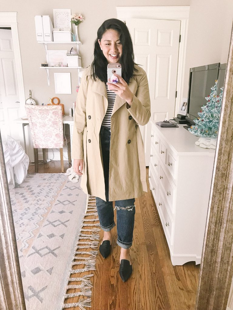 Amazon Coats For Fall - Trench Coat