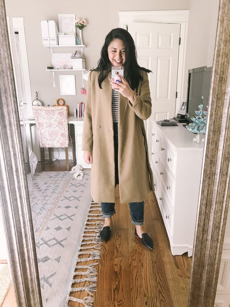 Affordable Wool Coat
