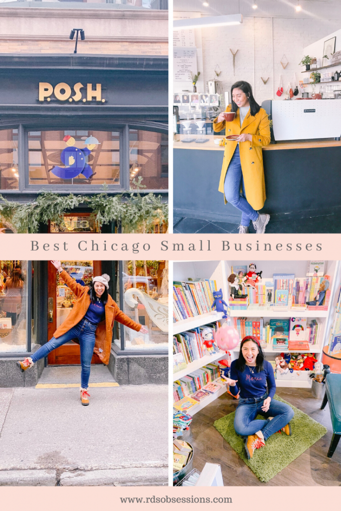 Small Business Saturday: My Favorite Chicago Small Businesses